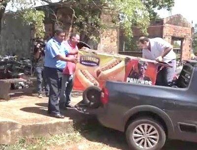 """""""Pancho Cobra"""" retiró su carrito del corralón"""