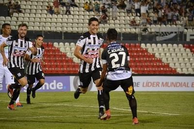 Santaní debuta con empate en la Sudamericana