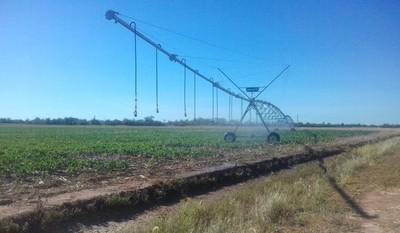 La tecnología del riego adaptada al Chaco estará presente en Expo Pioneros 2019
