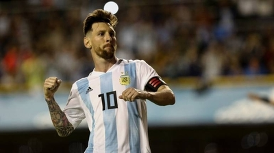HOY / Medio millón de dólares más para tener a Messi en amistoso