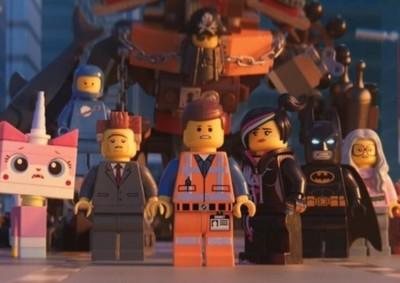 Lego Y Mucho Suspenso