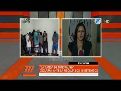 "Desmantelan banda de ""Minotauro"" en Pedro Juan Caballero"