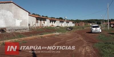 VIVIENDAS EN SANTO DOMINGO QUEDARON PARALIZADAS
