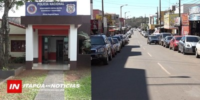 DENUNCIAN ESTAFA EN COMERCIO ENCARNACENO.