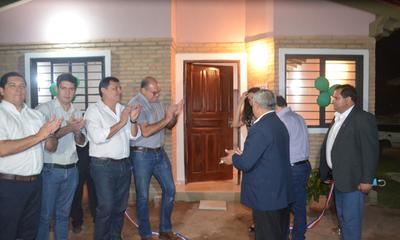 Coopafiol habilitó 37 casas a socios adjudicados – Prensa 5