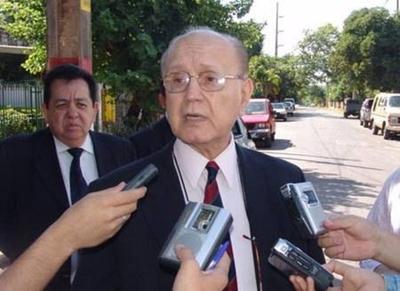 HOY / Exministro Juan Manuel Morales  fallece días antes de cumplir 80  años, la ANR está de duelo