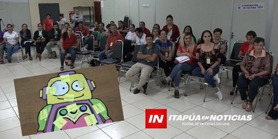 ASÍ MOTIVAN A INSTRUCTORES DE ITAPÚA DESDE EL CENTRO DE EMPRENDEDORES.