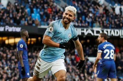Manchester City humilló al Chelsea
