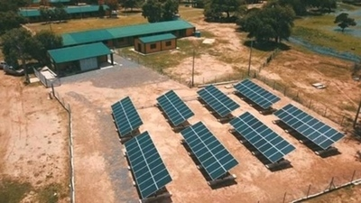 Paraguay trabaja en actualización de su mapa de energía hídrica, eólica y solar