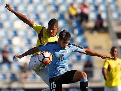Uruguay asegura clasificación al Mundial