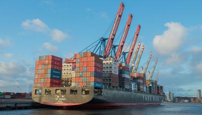 Comercio exterior demuestra su fortaleza en el primer mes del año
