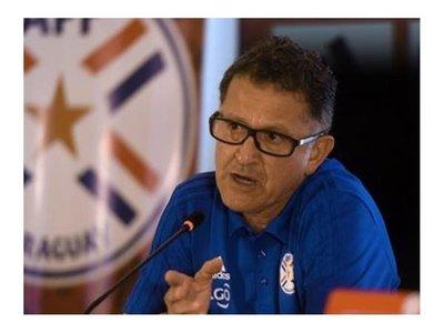 """Osorio: """"No renuncié a la Selección"""""""