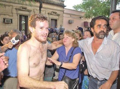 Caso Arrom y Martí: informe forense desvirtúa lesiones por tortura