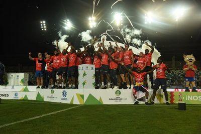 Ecuador conquista el Sudamericano Sub 20