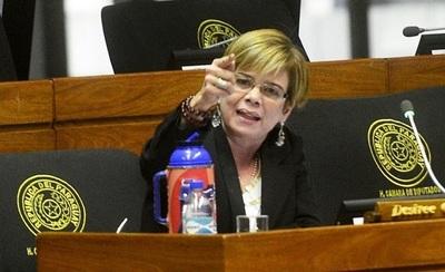 Senadora pide explicaciones al Gobierno anterior sobre el caso Arrom y Martí
