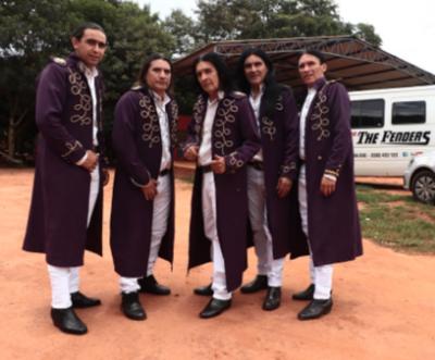 The Fenders fuera del Festival Reciclarte
