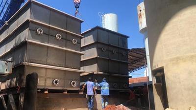 Essap restablece servicio en barrios de Mariano Roque Alonso