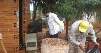 Alto Paraná suma 55 casos de dengue