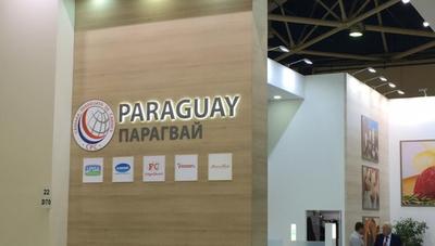 Paraguay impone su presencia en la exposición de alimentos más grande de Rusia