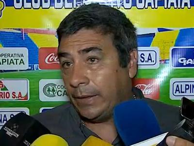 José Basualdo analizó el triunfo sobre Guaraní