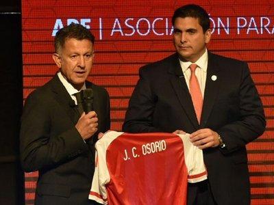 Reunión clave entre Harrison y Osorio