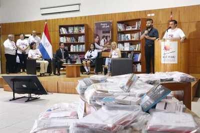 MEC proyecta consolidar hoy el 75% de los kits escolares entregados