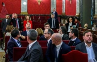 Separatistas en tribunales