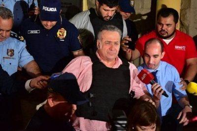 La cárcel de Tacumbú está lista para recibir a Óscar González Daher