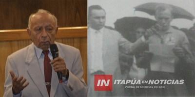 FALLECIÓ ARTEMIO VERA, CONOCIDO PERIODISTA ENCARNACENO.