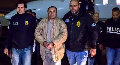 Declaran culpable al Chapo Guzmán de todos los cargos de narcotráfico que se le imputaron
