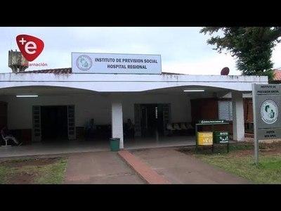 NO SE RESIENTEN SERVICIOS EN EL IPS, CUBREN GUARDIAS DE PERSONAL DE BLANCO DE VACACIONES