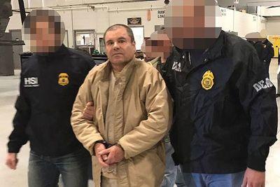El Chapo Guzmán, culpable de todos los cargos