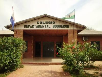 Continúan preparativos para el inicio de año escolar en Boquerón