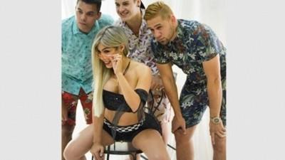 "La Agrupación Que Anunció Un ""tour"" En Compañía De Nadia Portillo"