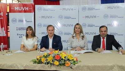 Representantes de carteras firman convenio interministerial para elaborar políticas sociales