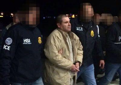 """El """"Chapo"""", culpable de todos los cargos, iría a cadena perpetua"""