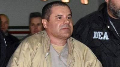 EE UU condena de por vida al «Chapo»