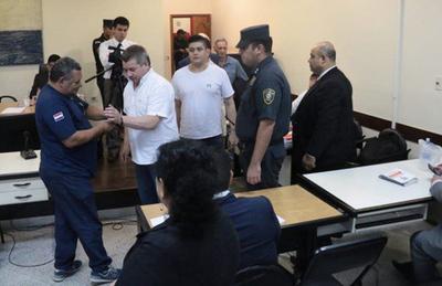 """""""Toma'i"""" Rojas, condenado a 30 años de penitenciaría"""