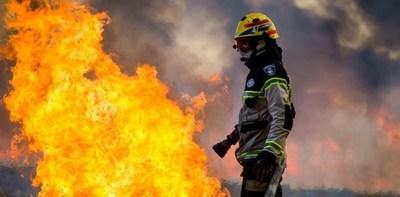 Chile, en alerta roja por los incendios forestales que ya provocaron tres muertes