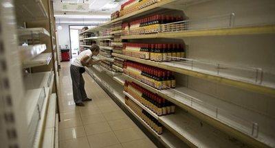 La ONU advierte que se agrava la escasez de alimentos en Venezuela