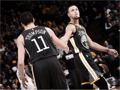 Warriors, imparables; Celtics saben ganar sin Irving