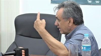 """""""Limpiar la ciudad de Mariscal Estigarribia de gente corrupta"""""""