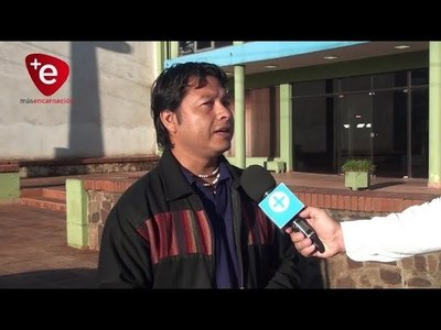 COLOQUIO DE ARQUITECTURA INDIGENA: GERONIMO AYALA REPRESENTARA AL PAÍS EN LA ARGENTINA