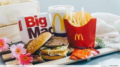 McDonald's pierde la batalla por la marca Big Mac