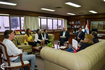 SNC y Municipalidad de Asunción siguen trabajando para concluir el Memoria 1-A