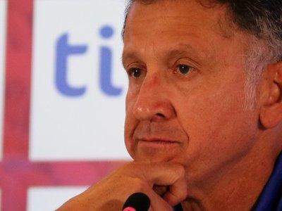 Juan Carlos Osorio deja de ser técnico de la Albirroja