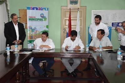 Catastro contribuirá con el desarrollo inmobiliario del municipio de Caaguazú