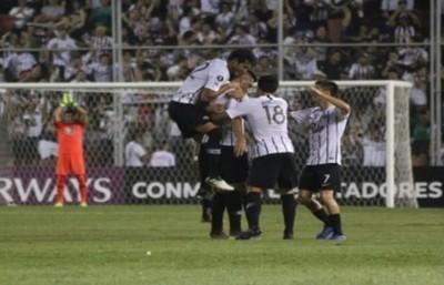 Libertad goleó y selló su pase a la tercera fase de la Libertadores