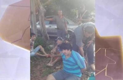 Capturan a sospechosos de asalto a local de cobranzas de Villa Elisa