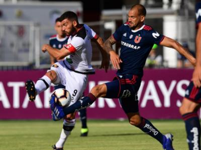 Melgar elimina a la U. de Chile de la Conmebol Libertadores